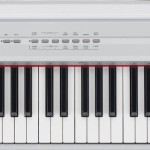 Yamaha P-105WH Digital Piano - E-Piano Test
